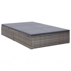 vidaXL Césped artificial 1,5x5 m/20 mm verde