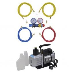vidaXL Césped artificial 1,5x8 m/20 mm verde