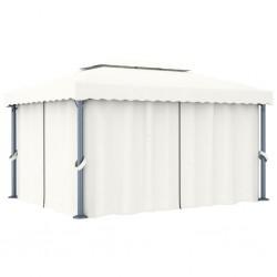vidaXL Césped artificial 1,5x10 m/40 mm verde