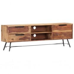 vidaXL Puerta de valla de jardín con postes acero antracita 350x140 cm