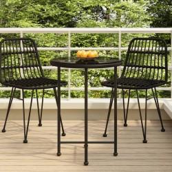 vidaXL Puerta de valla de jardín acero verde 100x125 cm