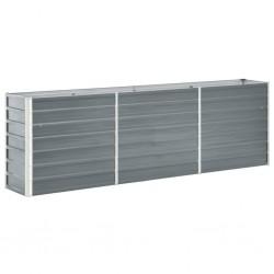 vidaXL Mesita de noche con Buda madera maciza reciclada 40x30x50 cm