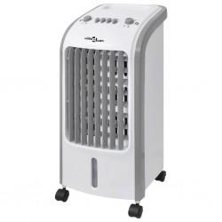 vidaXL Cubierta solar de piscina de PE flotante negro y azul 1200x600cm
