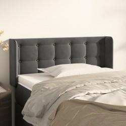 vidaXL Conector de alfombra en U para jardín 10 sets gris antracita