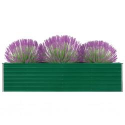 vidaXL Cubierta de piscina PE plateado 300 cm