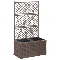vidaXL Cubierta de piscina PE plateado 455 cm
