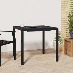vidaXL Cubierta de piscina PE plateado 527 cm