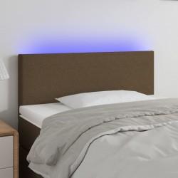 vidaXL Cubierta solar de piscina PE flotante negro y azul 1000x500cm