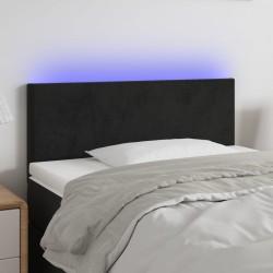 vidaXL Cubierta solar de piscina de PE flotante negro y azul 381 cm