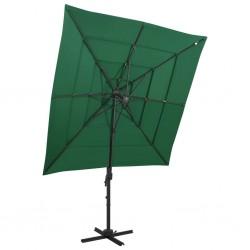 vidaXL funda elástica para sofá de punto de algodón color beige