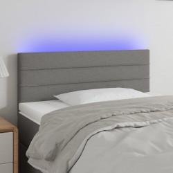vidaXL Pérgola con tejado retráctil acero gris taupe 3x3 m 180 g/m²