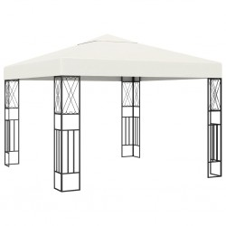 vidaXL Estantería encima de la lavadora 2 niveles plateado 75x35x150cm