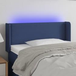 vidaXL Caja almacenaje pintada a mano 50x40x40 cm madera mango maciza
