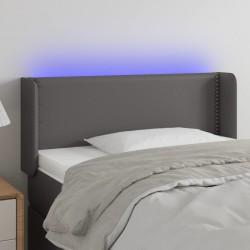 vidaXL Puerta de jardín de acero gris antracita 125x495 cm
