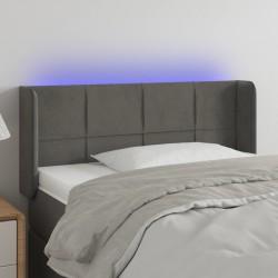 vidaXL Puerta de jardín de acero gris antracita 150x495 cm
