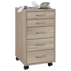 vidaXL Puertas de ducha claras ESG 85x185 cm
