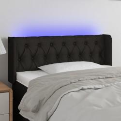 vidaXL Set de comedor de jardín de 7 piezas PVC ratán negro