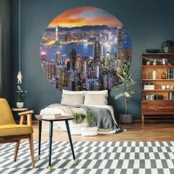 vidaXL Puertas de ducha de plegado doble ESG transparente 90x185 cm