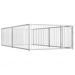 vidaXL Puertas de ducha ESG esmerilado 80x185 cm
