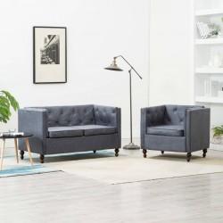vidaXL Puertas de ducha ESG esmerilado 90x180 cm