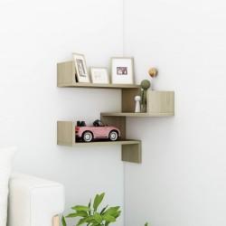 vidaXL Caja fuerte digital con huella gris oscuro 31x20x20 cm