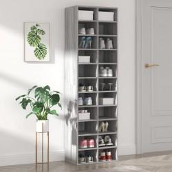 vidaXL Baúl de almacenaje estilo militar 68x24x66 cm hierro