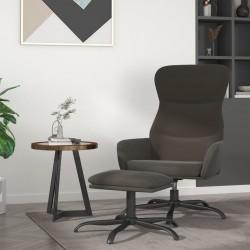 vidaXL Espejo de baño aglomerado gris hormigón 60x1,5x37 cm