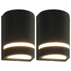 vidaXL Espejo de baño aglomerado gris 90x1,5x37 cm