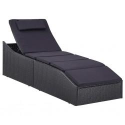 vidaXL Espejo de baño aglomerado roble Sonoma 100x1,5x37 cm