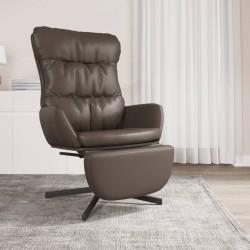 vidaXL Césped artificial con tacos rojo 2x1,33 m