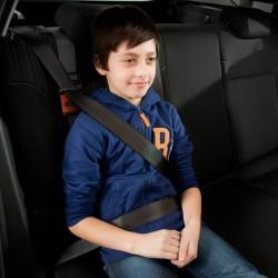vidaXL Césped artificial con tacos rojo 4x1,33 m