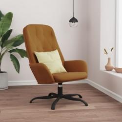 vidaXL Césped artificial con tacos rojo 5x1,33 m