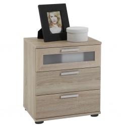 vidaXL Caja de aluminio 610x430x455 mm plateada