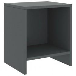 vidaXL funda elástica para sofá de tela jersey de poliéster gris