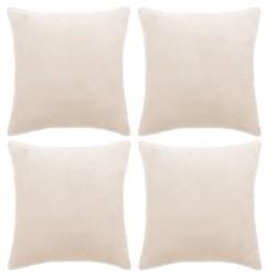 vidaXL Fregadero de cocina de granito con un seno ovalado blanco