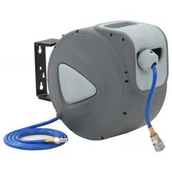 vidaXL Juego de tabla de paddle surf hinchable verde y blanco