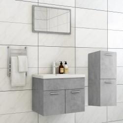 vidaXL Fregadero de cocina con un seno granito blanco