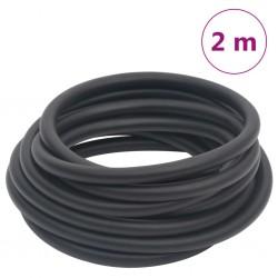 vidaXL Cenador de jardín con cortina lateral gris taupe 3x3x2,25 m