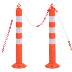 vidaXL Lona 650 g/m² 1,5x10 m verde