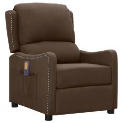 vidaXL Toldo para balcón tela oxford blanco y amarillo 75x600 cm