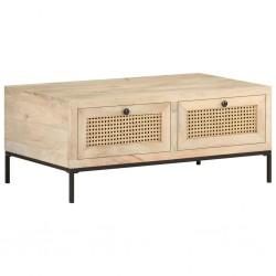 vidaXL funda elástica de tela jersey de poliéster beige para sofá