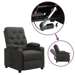 vidaXL Toldo para balcón tela oxford naranja y marrón 75x600 cm