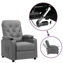 vidaXL Toldo para balcón tela oxford naranja y marrón 90x400 cm
