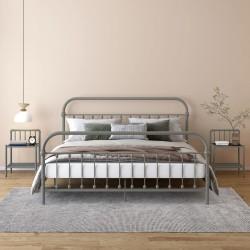 vidaXL Traje de Hombre Dos Piezas con Corbata Color Blanco Talla 52