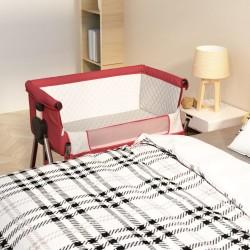 vidaXL Toldo para balcón HDPE 90x300 cm gris antracita y blanco