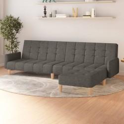 vidaXL Persiana enrollable aluminio gris antracita 110x220 cm