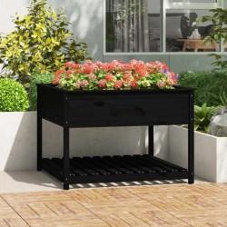 vidaXL Toldo para balcón tela oxford verde oscuro 75x300 cm