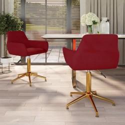 vidaXL Traje de Hombre Dos Piezas con Corbata Color Rosa Talla 46