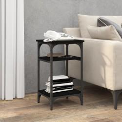 vidaXL Toldo para balcón tela oxford amarillo 90x300 cm