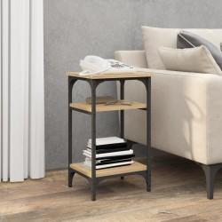 vidaXL Toldo para balcón tela oxford amarillo 90x400 cm